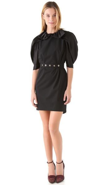 VIKTOR & ROLF Belted Dress