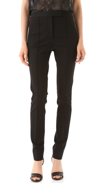 VIKTOR & ROLF Wool Jersey Pants