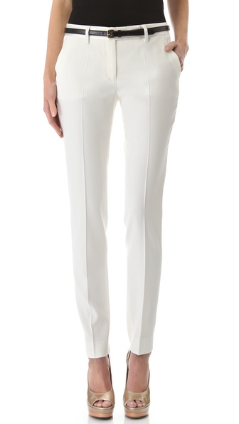 VIKTOR & ROLF Crepe Cady Pants