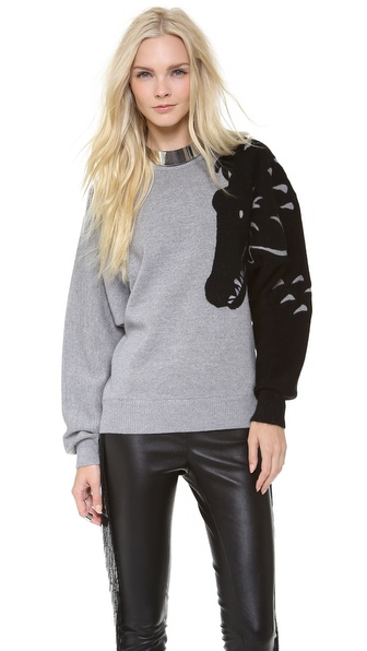 VIKTOR & ROLF Wool Sweater