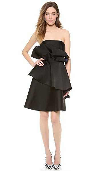 VIKTOR & ROLF Strapless Dress