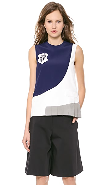 VIKTOR & ROLF Sleeveless Top