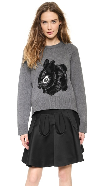 VIKTOR & ROLF Rabbit Sweater