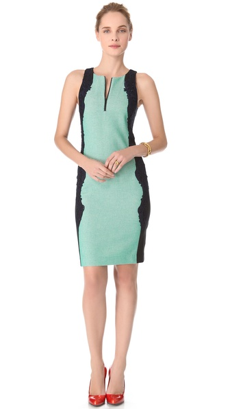 Veronica Beard Silhouette Dress
