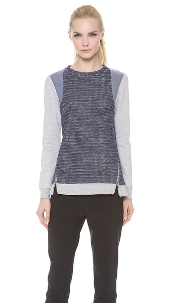 Veronica Beard The Weekend Pullover