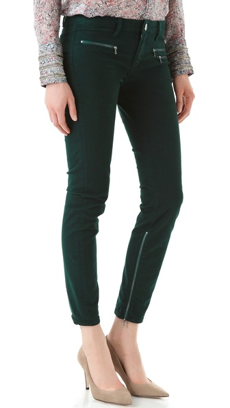 Victoria Beckham Multi Zip Jeans