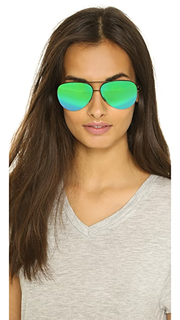 Victoria Beckham Victoria 经典太阳镜