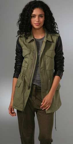 VEDA Jones Jacket