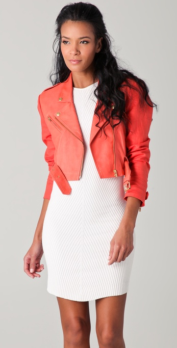 VEDA Matisse Leather Jacket