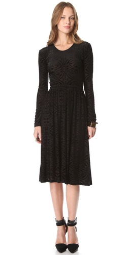 VEDA Saturn Velvet Dress