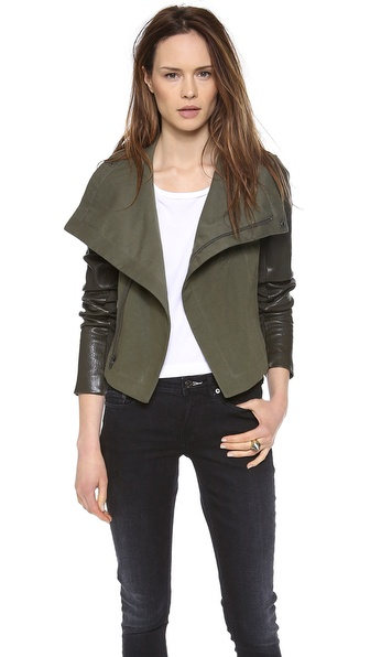 VEDA Max Army Jacket
