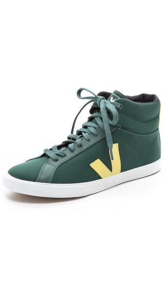 Veja Esplar High Top Sneakers