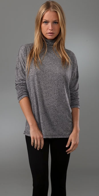 Velvet Lanya Turtleneck Top