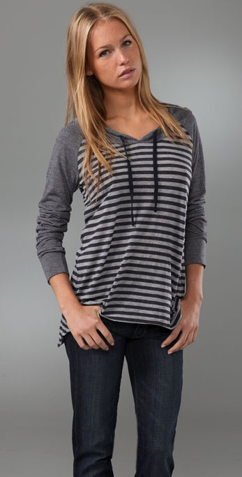Velvet Lizette Hooded Tunic
