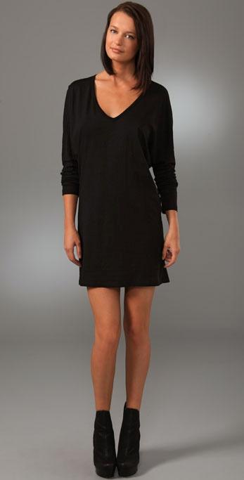 Velvet Bree V Neck Dress