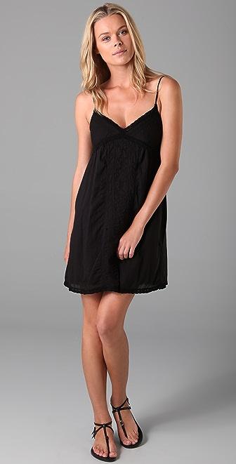 Velvet Lesy Dress