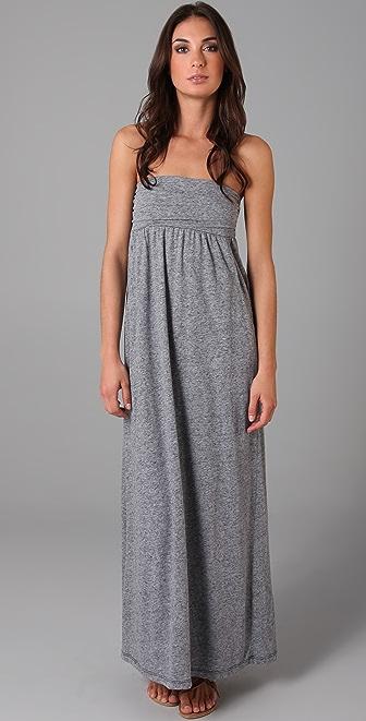 Velvet Priya Marled Long Dress