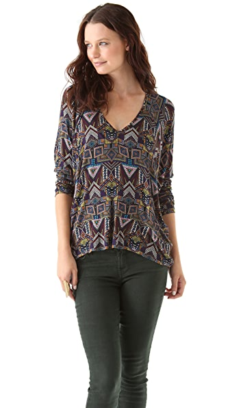 Velvet Freeda Native Top