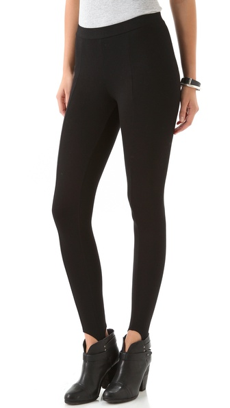 Velvet Taurus Stirrup Leggings