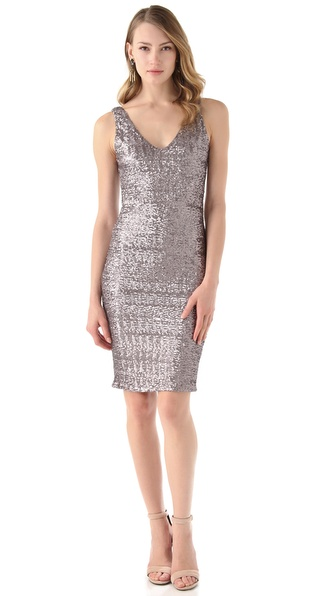 Velvet Farah Sequined Dress
