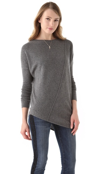 Velvet Cherry Cashmere Sweater