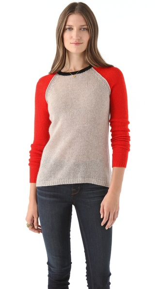 Velvet Bruna Crew Sweater
