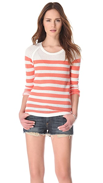 Velvet Yurel Striped Pullover