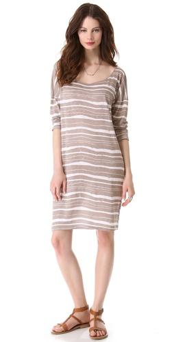 Velvet Dolman Dress