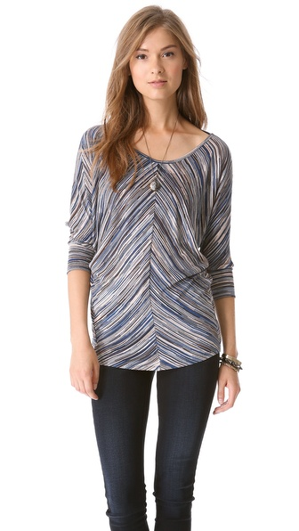 Velvet Rylee Space Dye Top