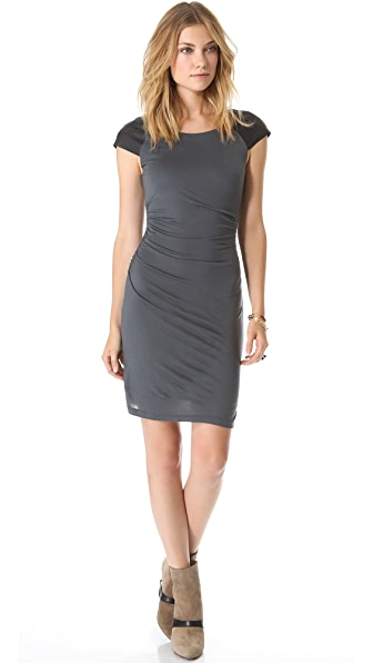 Velvet Carine Ruched Dress