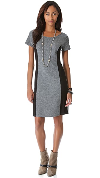 Velvet Heather Ponte Dress