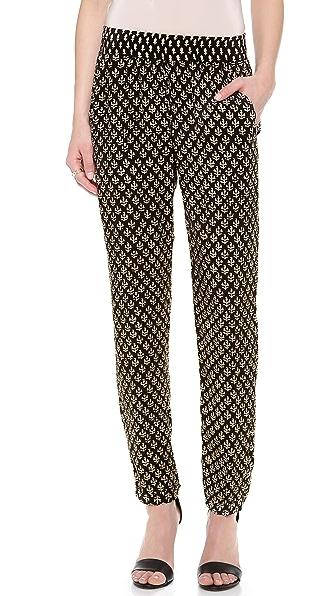 Velvet Rynn Indian Challis Pants