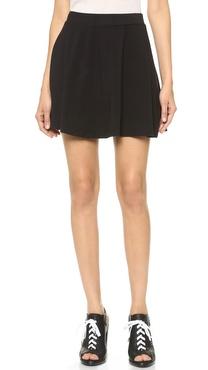 Velvet Brita Miniskirt