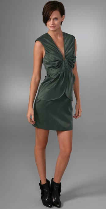 Vena Cava Synthesizer Dress