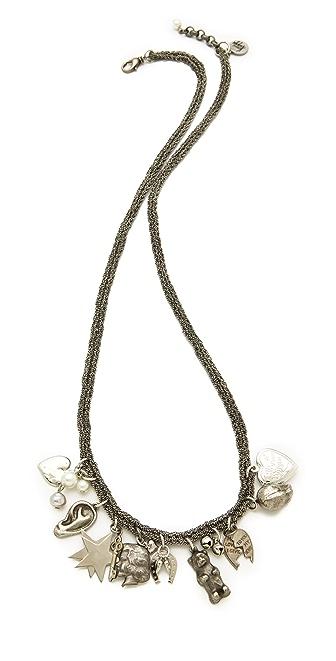 Venessa Arizaga Tinsel Necklace