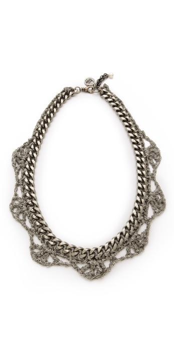 Venessa Arizaga Garbo Necklace
