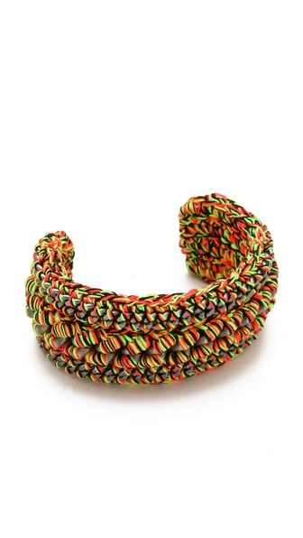 Venessa Arizaga Neon Hill Cuff
