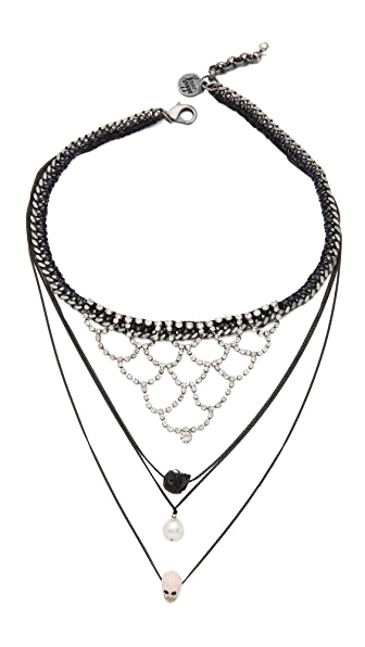 Venessa Arizaga Mischievous Duchess Necklace
