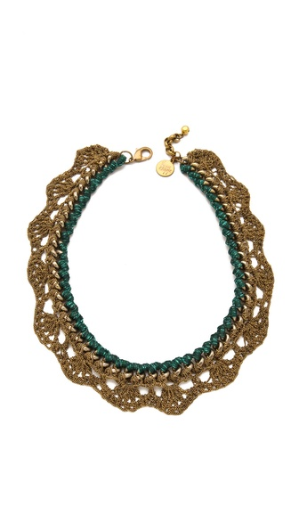 Venessa Arizaga Into the Wild Necklace