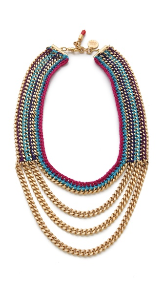 Venessa Arizaga Cabo Sunset Necklace