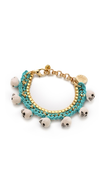 Venessa Arizaga Tulum By The Sea Bracelet