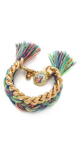 Venessa Arizaga Holiday Bracelet