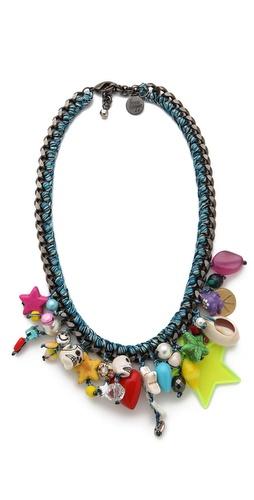 Venessa Arizaga Tijuana Hangover Necklace
