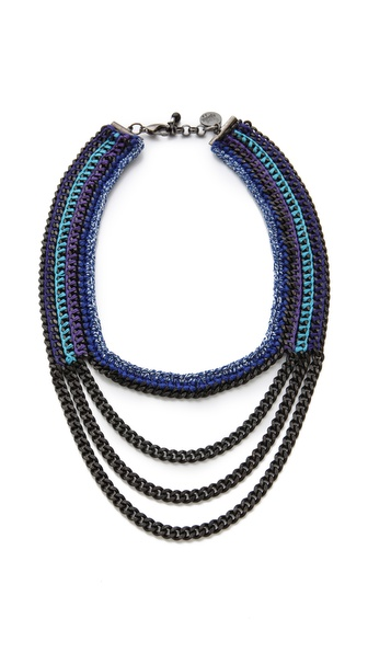 Venessa Arizaga Mexican Night Necklace