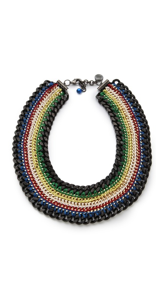 Venessa Arizaga Mayan Riviera Necklace