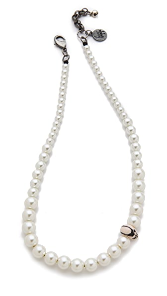 Venessa Arizaga Treasured Pearls Necklace