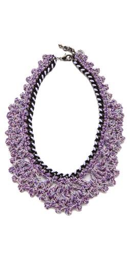 Venessa Arizaga Night Blooming Necklace