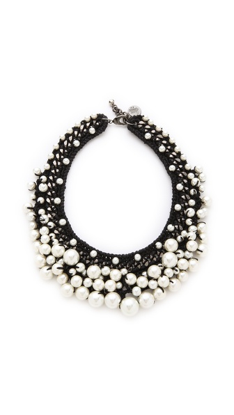 Venessa Arizaga Surfer Rosa Necklace