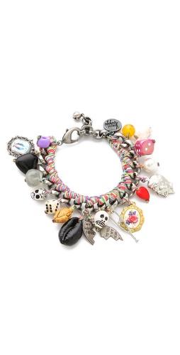 Venessa Arizaga Smells Like Teen Spirit Bracelet