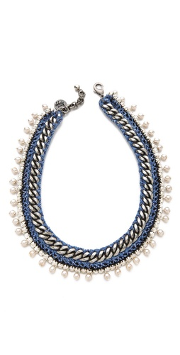 Venessa Arizaga Please Please Me Necklace